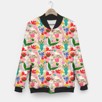 Thumbnail image of For the snails - Pattern Baseball Jacket, Live Heroes