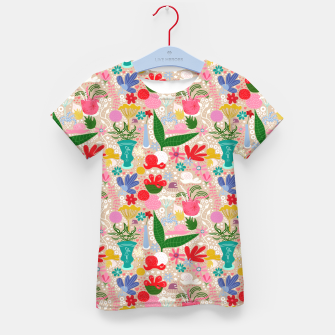 Thumbnail image of For the snails - Pattern Kid's T-shirt, Live Heroes