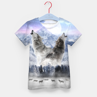 Thumbnail image of The Pack T-Shirt für Kinder, Live Heroes