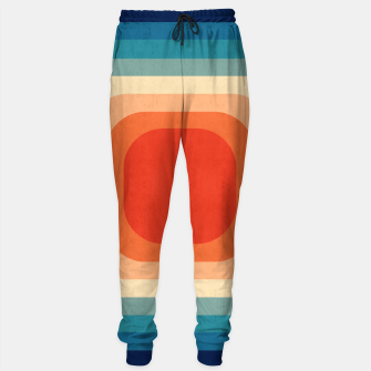 Thumbnail image of Retro color Sweatpants, Live Heroes