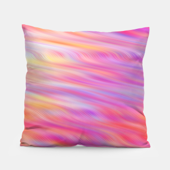 Thumbnail image of Abstract Pillow, Live Heroes