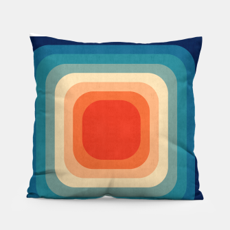 Thumbnail image of Retro color Pillow, Live Heroes