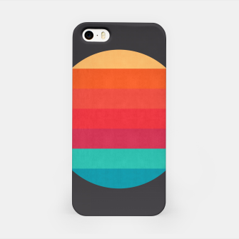 Thumbnail image of Retro sunset iPhone Case, Live Heroes