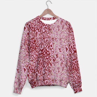 Thumbnail image of  Pink leopard Sweater, Live Heroes