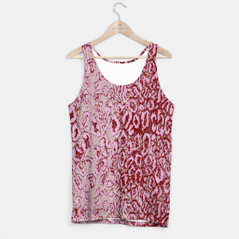 Thumbnail image of  Pink leopard Tank Top, Live Heroes