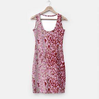 Thumbnail image of  Pink leopard Simple Dress, Live Heroes