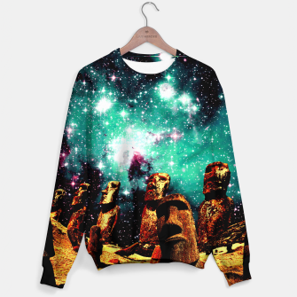 Thumbnail image of Sky Watchers Sweater, Live Heroes