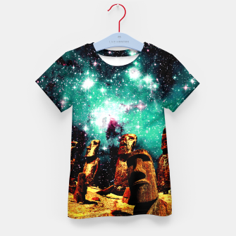 Thumbnail image of Sky Watchers Kid's T-shirt, Live Heroes