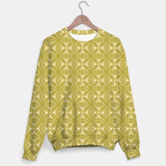 Thumbnail image of Flower Bronze Sweater 1, Live Heroes