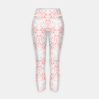 Thumbnail image of Pastel Pink Yoga Pant 1, Live Heroes