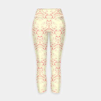 Thumbnail image of Pastel Rose Yoga Pant 1, Live Heroes