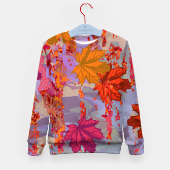 Thumbnail image of Autumn Kid's Sweater, Live Heroes