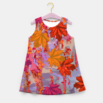 Thumbnail image of Autumn Girl's Summer Dress, Live Heroes