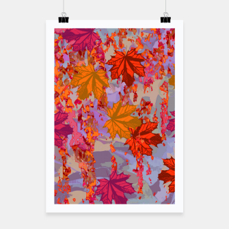 Thumbnail image of Autumn Poster, Live Heroes