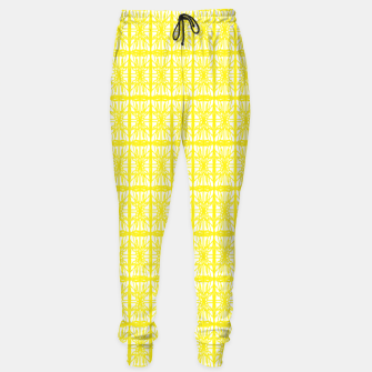 Thumbnail image of Yellow Sweatpant 1, Live Heroes