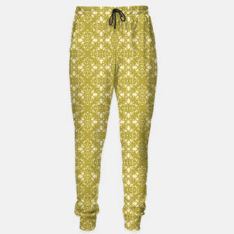 Thumbnail image of Flower Bronze Sweatpant 1, Live Heroes