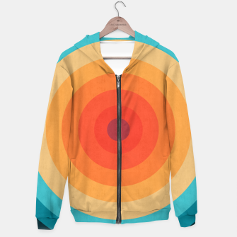 Thumbnail image of Retro color Hoodie, Live Heroes
