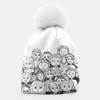 Miniaturka Funny Faces Beanie, Live Heroes