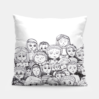 Miniaturka Funny Faces Pillow, Live Heroes