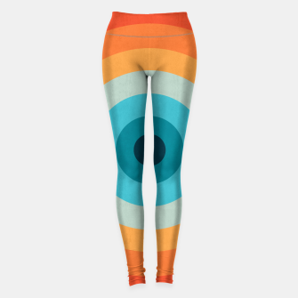 Miniaturka Retro color Leggings, Live Heroes