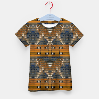 Thumbnail image of Babylonian lions Kid's T-shirt, Live Heroes