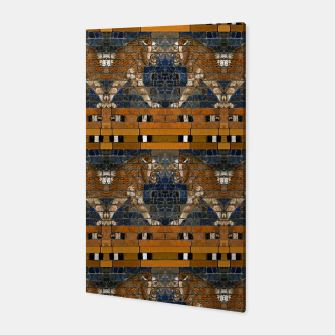 Thumbnail image of Babylonian lions Canvas, Live Heroes