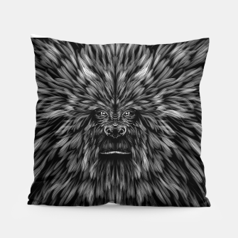 Thumbnail image of Ape  Pillow, Live Heroes