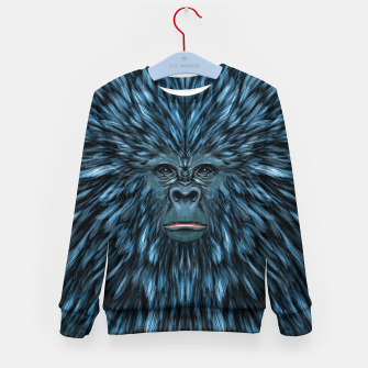 Thumbnail image of Blue Ape Kid's Sweater, Live Heroes