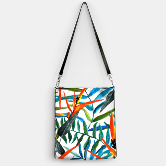 Miniaturka Colorful nature watercolor Bolso, Live Heroes