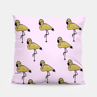 Thumbnail image of Flamingo Coussin, Live Heroes