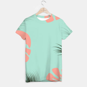 Thumbnail image of Tropical design 001 T-shirt, Live Heroes