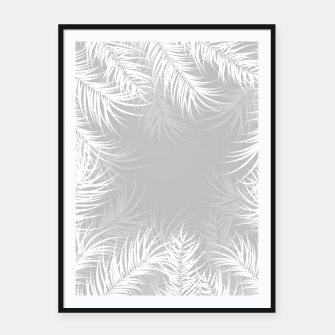 Thumbnail image of Tropical design 003 Framed poster, Live Heroes
