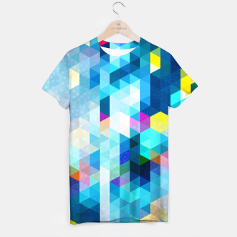 Thumbnail image of Pattern T-shirt, Live Heroes