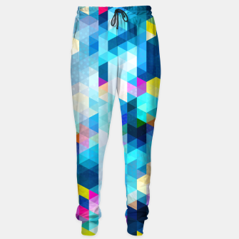Thumbnail image of Pattern Sweatpants, Live Heroes