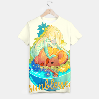 Thumbnail image of Sunblessed T-shirt, Live Heroes