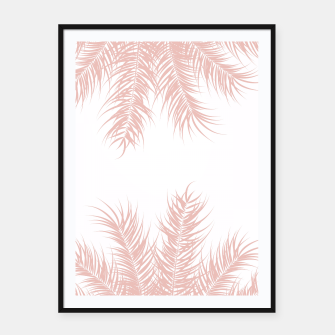 Thumbnail image of Tropical design 007 Framed poster, Live Heroes
