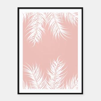 Thumbnail image of Tropical design 008 Framed poster, Live Heroes