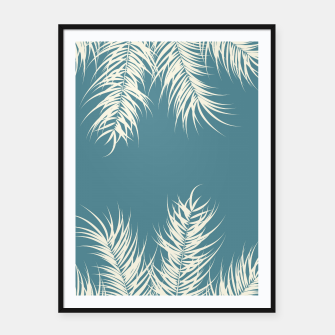 Thumbnail image of Tropical design 009 Framed poster, Live Heroes