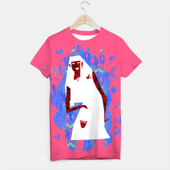 Thumbnail image of White void T-shirt, Live Heroes