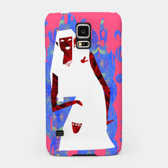 Thumbnail image of White void Samsung Case, Live Heroes