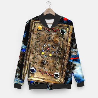 Thumbnail image of Magic Inside Baseball Jacket, Live Heroes