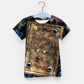 Thumbnail image of Magic Inside Kid's T-shirt, Live Heroes
