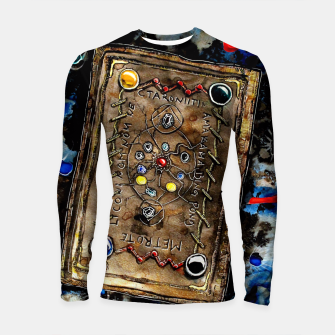 Thumbnail image of Magic Inside Longsleeve Rashguard , Live Heroes