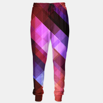 Thumbnail image of Pattern 11 Sweatpants, Live Heroes