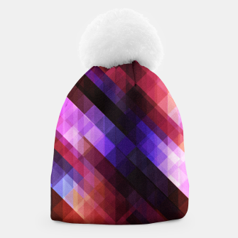 Thumbnail image of Pattern 11 Beanie, Live Heroes