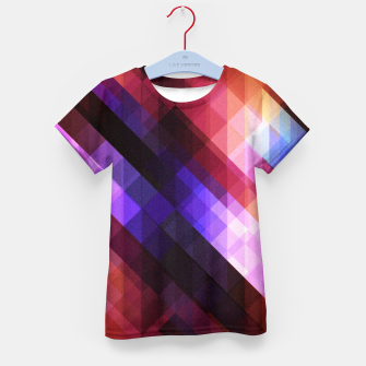 Thumbnail image of Pattern 11 Kid's T-shirt, Live Heroes