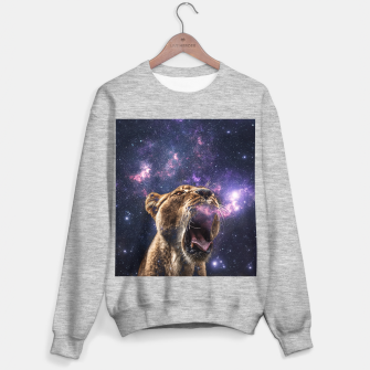 Thumbnail image of Female of the species Sweater regular, Live Heroes