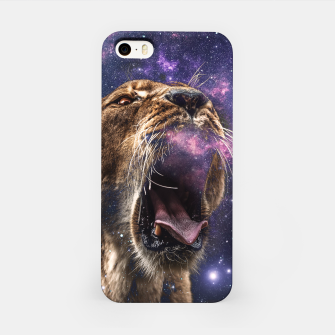Thumbnail image of Female of the species iPhone Case, Live Heroes