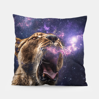 Miniatur Female of the species Pillow, Live Heroes