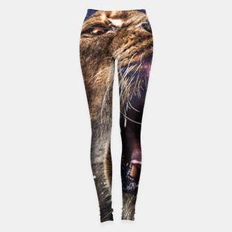 Thumbnail image of Female of the species Leggings, Live Heroes